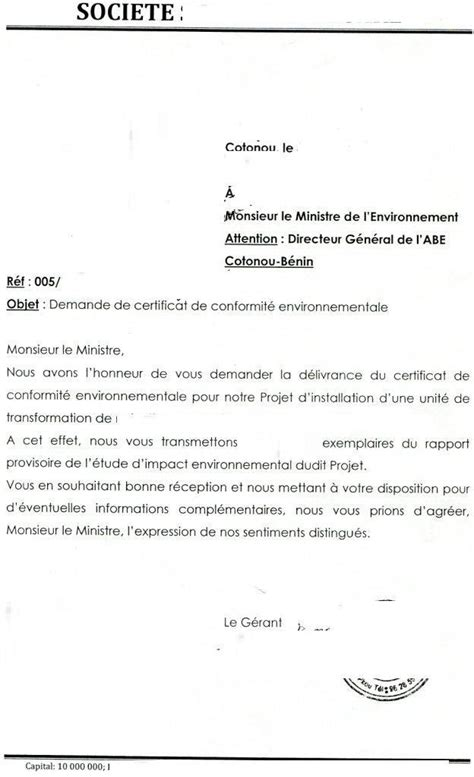 Exemple De Lettre Qui Raconte Un Voyage Eregulations B 233 Nin