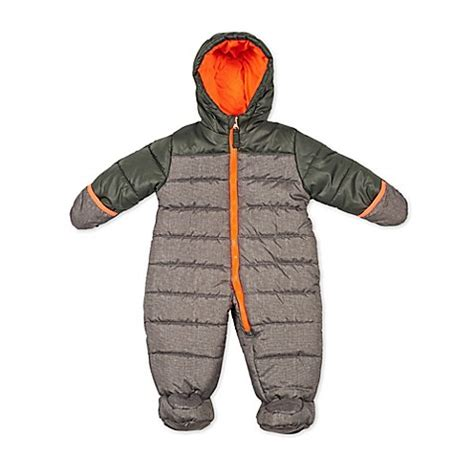 Kaos Carters Size 9 M buy s 174 size 6 9m hooded pram in grey from bed bath beyond