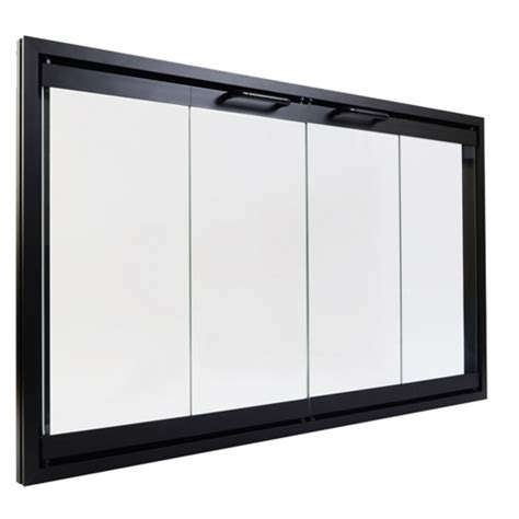 heatilator replacement fireplace doors with clear