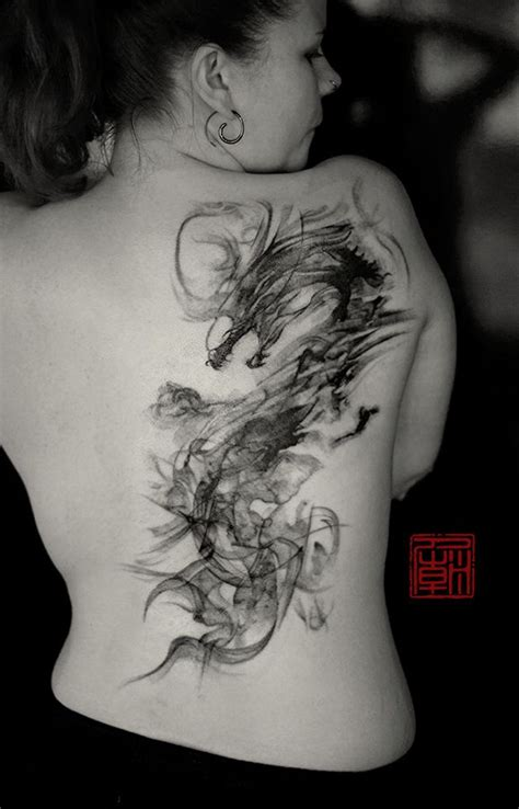 japanese smoke tattoo designs tattootemple smoke artwork and
