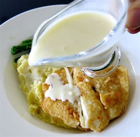 beurre blanc halibut cheeks with asparagus and beurre blanc