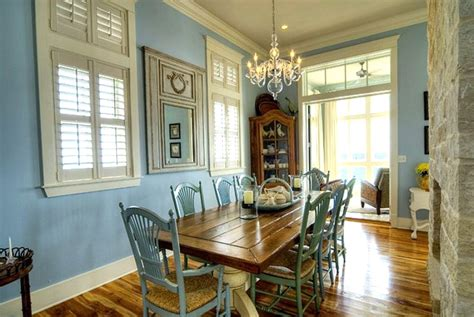 beach house dining room the beach blue house home bunch interior design ideas