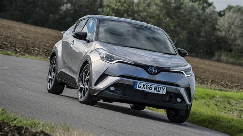 Toyota Crossover Vehicles Toyota C Hr Review Small Crossover Tested Top Gear
