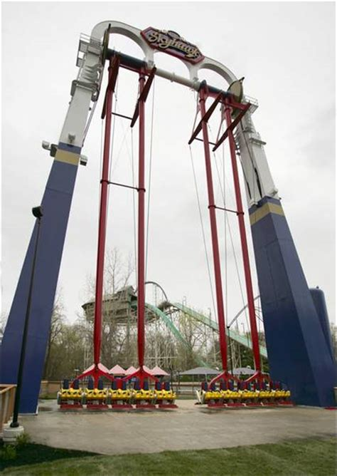 cedar point swing ride hot spots new attractions take center stage at popular
