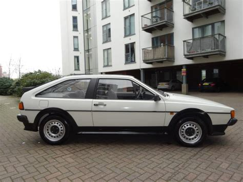 volkswagen scirocco 1989 1989 volkswagen scirocco gt for sale cars for
