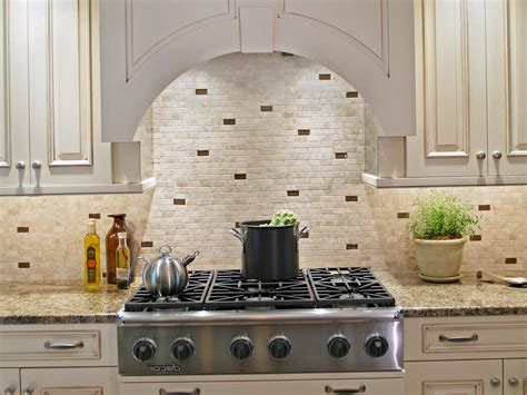 Designer Backsplashes For Kitchens White Subway Tile Backsplash Designs Home Design Ideas