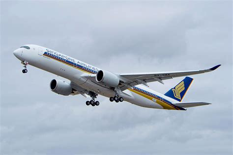 Air Singapore singapore airlines to take delivery of its airbus