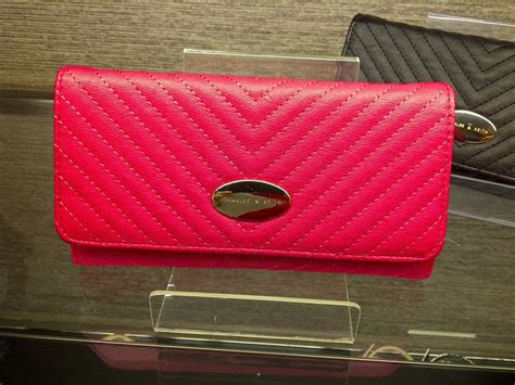 Ready Charles And Keith Wallet 4 Color Original Asliauthentic Ddfashion Charles Keith Wallet Pink