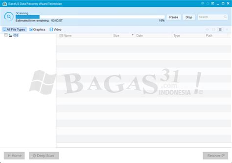 easeus data recovery full version bagas31 easeus data recovery wizard technician 11 8 full version