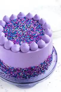 single layer cake decorating ideas galaxy cake sweetapolita