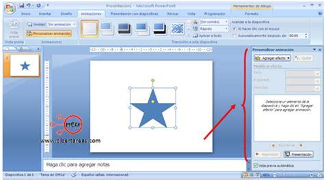 que es layout animacion como elaborar animaciones autom 225 ticas en powerpoint 2010