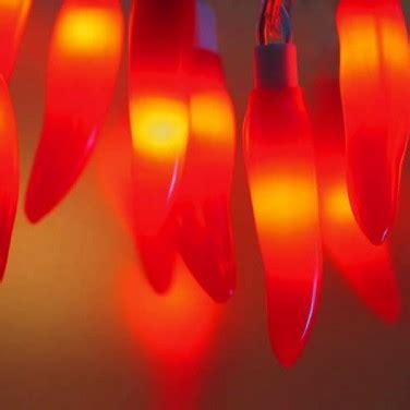 Chilli String Lights Red Chilli String Lights