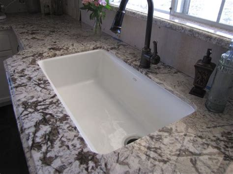 undermount sink with laminate countertop problems bianco antico granite problems re on waterstone