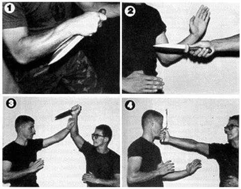 Basic Manual Of Knife Fighting isshinkai marine combat