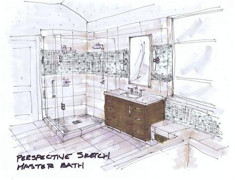 bathroom sketch 1000 images about bathroom design on pinterest