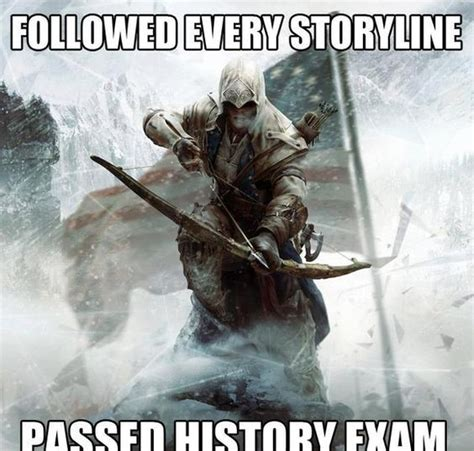 Funny Assassins Creed Memes - happenings videos and history on pinterest