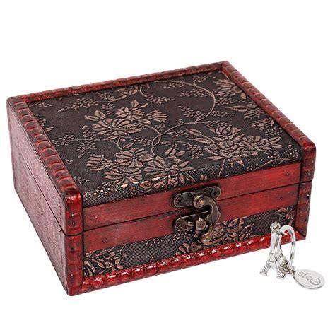 vintage pattern box the 15 best small jewelry boxes zen merchandiser