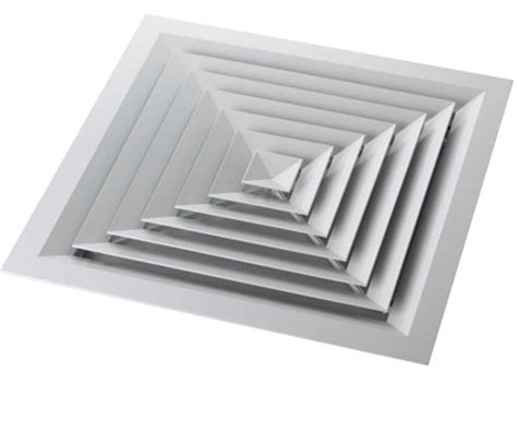 Ceiling Registers And Grilles by Ceiling Diffuser Flat