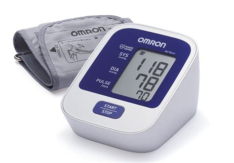 Omron Hem 8712 Blood Pressure Monitor Tensi Meter Digital 7 health devices that you can keep to monitor your fitness technosamrat