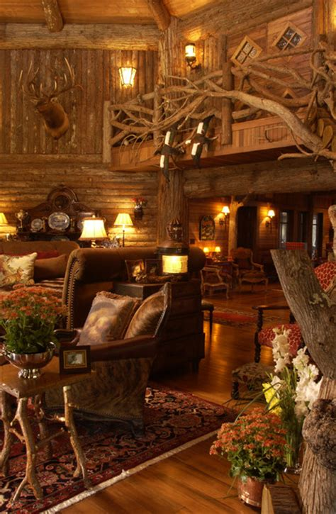 interior design for log homes great room rustic living room minneapolis by