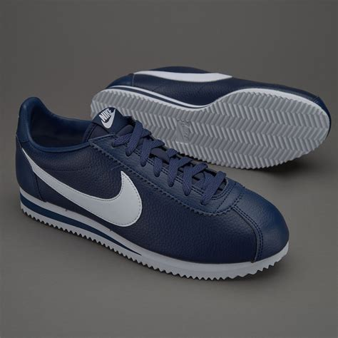 Sepatu Cevany Green Leather sepatu snekers nike sportswear classic cortez leather midnight navy
