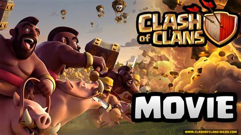 film layar lebar clash of clans clash of clans movie full animated clash of clans movie