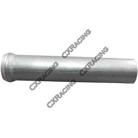 Pipa Aluminium 8mm 4x aluminum weld on vacuum pipe 8mm 2 quot l