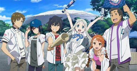 sinopsis anime anohana anime tersedih tentang persahabatan
