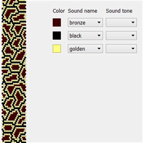 seed bead pattern software python crochet bead rope pattern for free