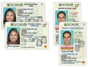 wisconsin drivers license template wisconsin dmv official government site wi dl and id