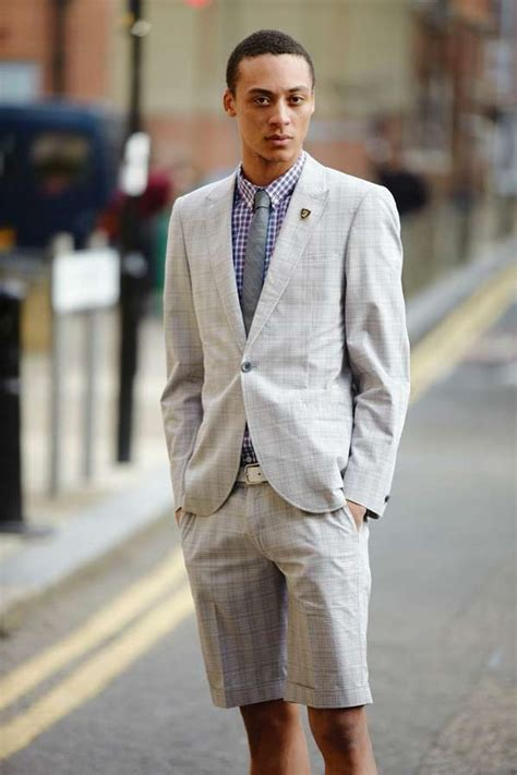 mens style on a budget retro summer short suits farah vintage 2010 spring line