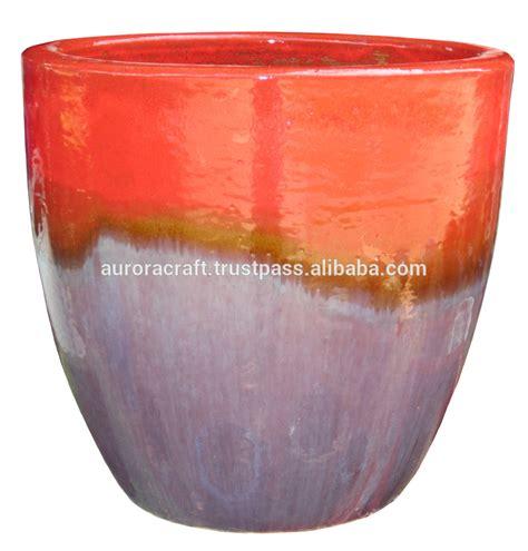large glazed ceramic garden pots buy large ceramic