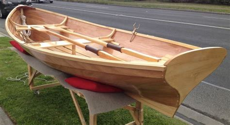 wooden skiff boat for sale click to enlarge