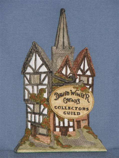 David Winter Cottages Collectors Guild by David Winter Cottage Collection