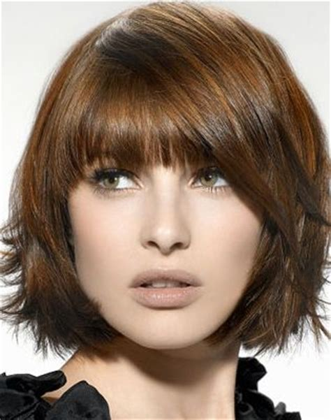 hair changes to wavy in middle age flattering and sassy cute haircuts for your face