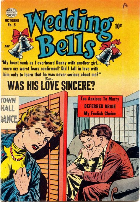 Wedding Comic Book Covers by Wedding Bells 5 Quality Comic Book Plus