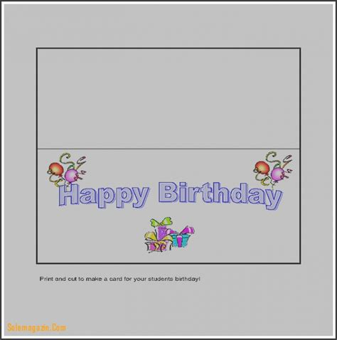 Free Templates For Greeting Cards Microsoft by 10 Free Greeting Card Templates For Microsoft Word