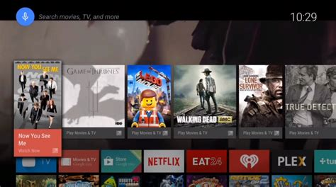 Play Store Like Ui Unveils Android Tv Hardwarezone Sg