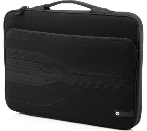 Hp 14 1 Business Sleeve hp 14 quot laptop sleeve black deals pc world