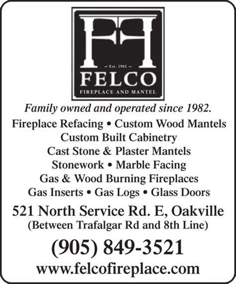 felco supply fireplace mantel 905 849 3521 display