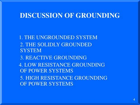 neutral grounding resistor advantages disadvantages of neutral grounding resistor 28 images installing programming commissioning