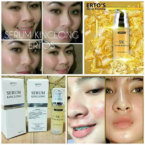 Serum Kinclong Ertos Berapa Ml serum ertos kinclong
