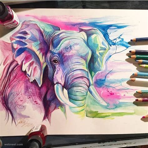 design inspiration watercolor daily inspiration