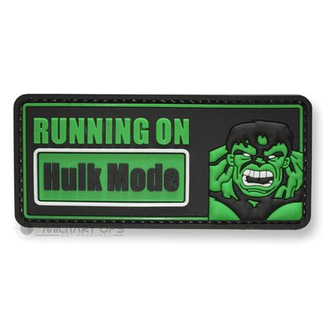 Patch Rubber Patch Korpolairud Pol Air Higt Quality vinyl morale patch velcro panel rubber running on mode marvel ebay
