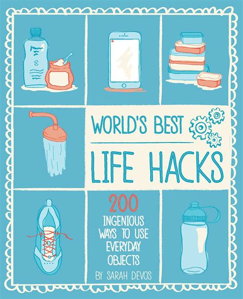 The Book Of Hacks world s best hacks book by devos official