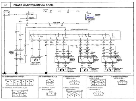 power window wiring diagram pdf circuit and schematics