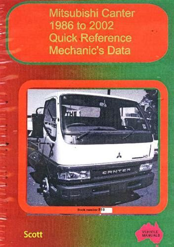 mitsubishi canter problems mitsubishi canter engine timing marks specifications