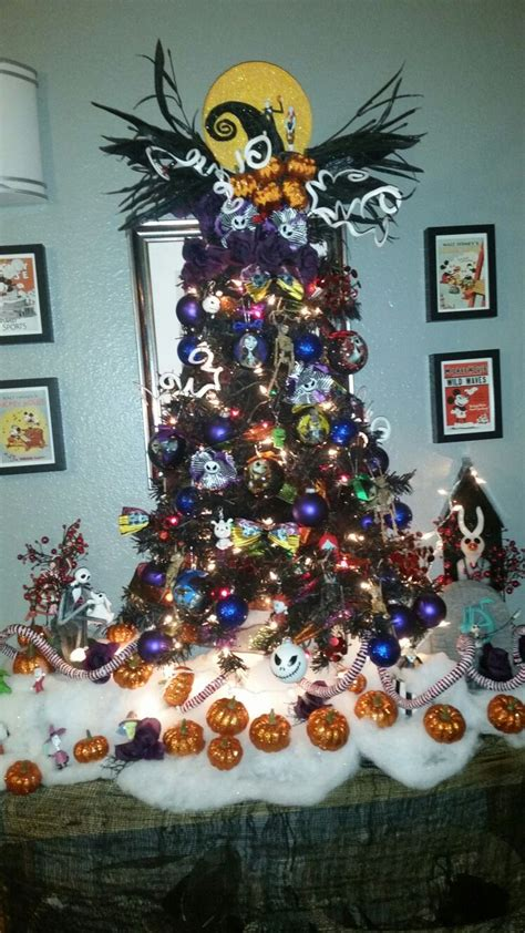 25 best ideas about nightmare before christmas tree on