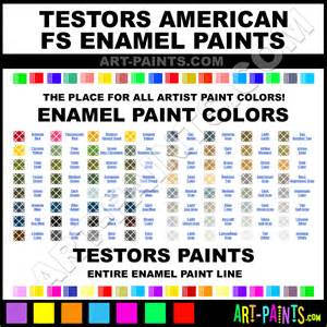 testors paint colors testors american fs enamel paint colors testors american