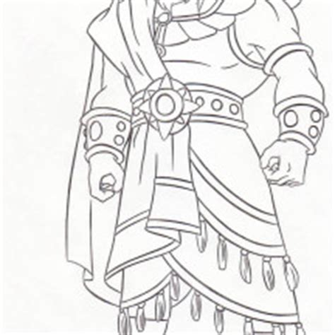 coloring pictures of king saul david with harp colouring pages page 2